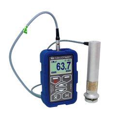 Medidores de durezas - Durómetros